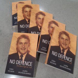No Defence kenny mac